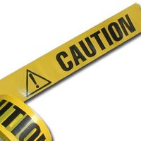 Polythylene Caution Barrier Tape