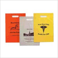 Printed Plastic Color Bag