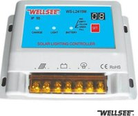 Solar Light Controller WS-L2415 6A 10A 15A