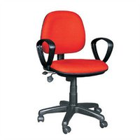 Low Back Office Arm Chair