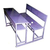 Class Room Desks With Book Rack