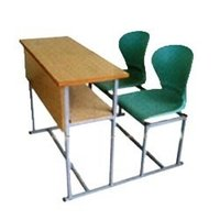 Dual Seater School Desks