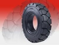 Solid Resilient Tyres