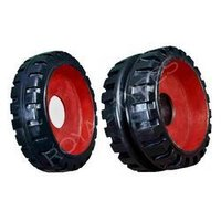 Solid Tyres and Wheel Assemblies