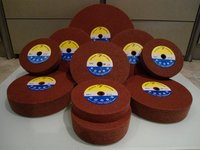 Non-Woven Abrasive Polishing Wheel