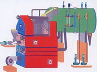 Smoketube Fluidized Bed Combustion Type Boilers