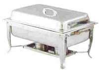 Stainless-Steel Chafing Dish