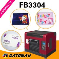 Digital A3 Uncoated Flatbed Printer
