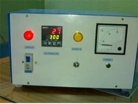 Thyristor Power Regulator Control Panel