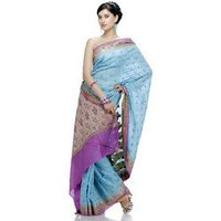 Ethnic Silk Sarees