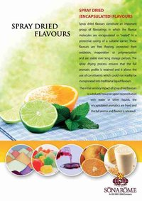 Flavors And Fragrances