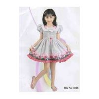 Girl Cotton Frocks