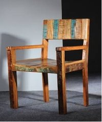 Recycle Wooden Chairs