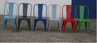 Industrial Tollex Chairs