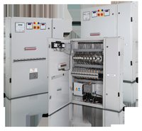 Automatic Power Factor Correction System Panel