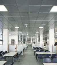 Aluminium And Galvanized Steel False Ceiling System