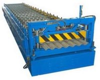 Corrugated Roll Machine