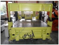 Automotive Carpet PU Moulding Machine