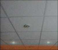Exposed Grid Ceiling Systems