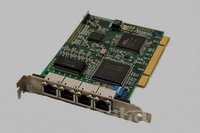 Asterisk PCI Card 4E1-02
