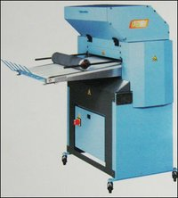 High Speed Creasing And Folding Machine