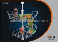 D-Tray Type Basket