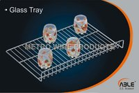 Steel Glass Tray