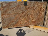 Rainforest Brown Lot Marble