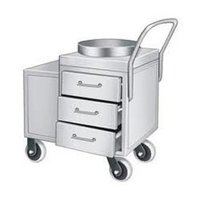 Durable Tea Service Trolley