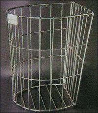 Stainless Steel Shutter Basket