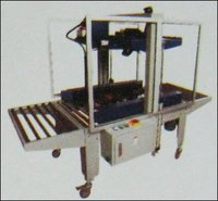 Automatic Cartoon Sealer Machine