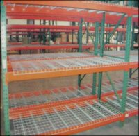Wire-Mesh Racking System