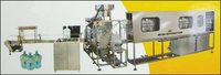 Automatic 20 Litre Jar Rinsing Filling And Capping Machine