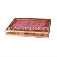 Wooden Sheets Dry Fruit Box
