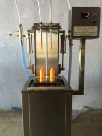 Semi Automatic Liquid Filling Machine (Piston Filler)