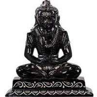 Carved Shiva Statue