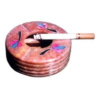 Colorful Ashtrays