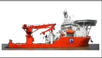 82M Fully Specified Saturation Diving Support Vessel
