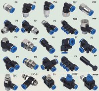 Pneumatics Fittings