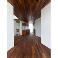 Wooden Floor Ceiling Work