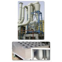 Dust Collection Cyclones Plants