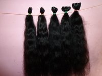 Weft Bleached Indian Human Hair