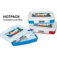 Insulated Plastic Lunch Boxes