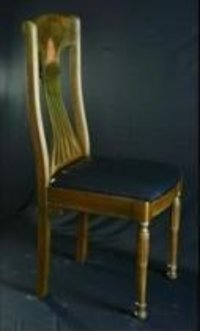 Decorative Wooden Dining Chair