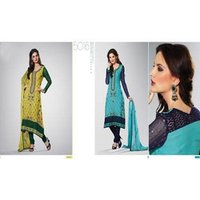 Brocade Salwar Suits