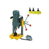 Pipe Hole Cutting Machine