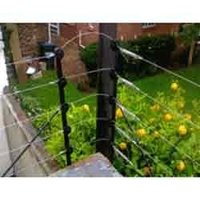 Solar And DC Electric Power Fencing