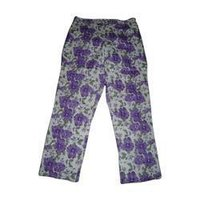 Printed Ladies Pajamas