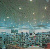 Linear Metal False Ceiling Service
