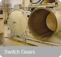 Leak Detection System For High Voltage Switchgear